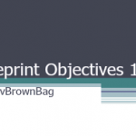 vBrownBag - VCAP5-DCA Blueprint Objective 1.2 and 1.3