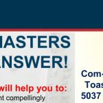 Toastmasters Meeting - Journey to VCDX