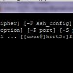 Copy files between ESXi hosts using scp