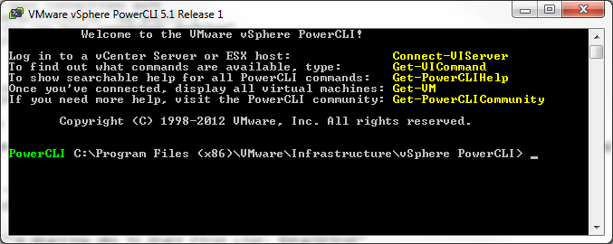 Setting ESXi DNS and NTP using PowerCLI – vHersey – VCDX Two