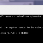 New Fling to Install VMware Tools on Nested ESXi