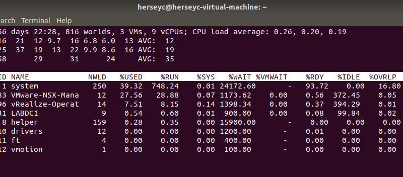 Installing VMware vCLI on Ubuntu Desktop – vHersey – VCDX